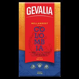 Gevalia Colombia malet kaffe 450g