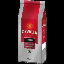 Gevalia Professional Espresso Napoletano kaffebönor 1000g