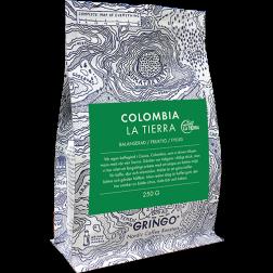 Gringo Colombia la Tierra kaffebönor 250g