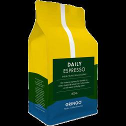 Gringo Daily Espresso kaffebönor 500g