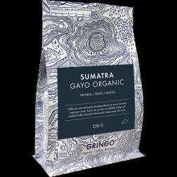 Gringo Sumatra Gayo Eko kaffebönor 250g