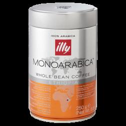 illy Espresso Monoarabica Ethiopia kaffebönor 250g