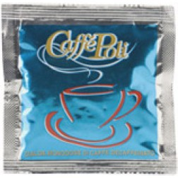 Caffè Poli Decaffeinato blå koffeinfria kaffepods 18st