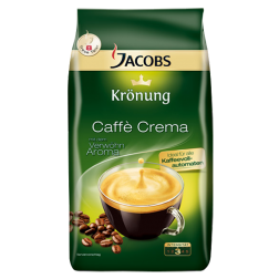 Jacobs Krönung Caffè Crema kaffebönor 1000g