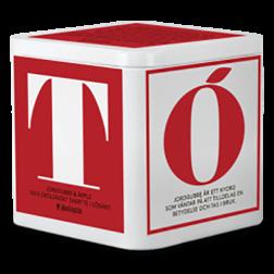 johan & nyström T-Te Jordgubbe & Äpple Ekologiskt svart te i lösvikt 150g