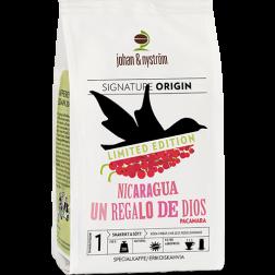 johan & nyström Nicaragua Un regalo de dios kaffebönor 250g