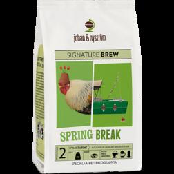 johan & nyström Spring Break kaffebönor 250g