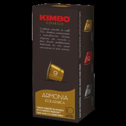 Kimbo Armonia kaffekapslar till Nespresso 10st