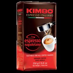 Kimbo Espresso Napoletano malet kaffe 250g