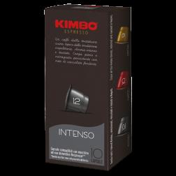 Kimbo Intenso kaffekapslar till Nespresso 10st