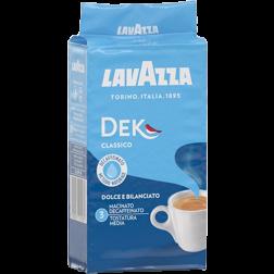 Lavazza Dek Classico malet kaffe 250g