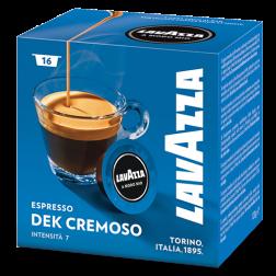 Lavazza A Modo Mio Espresso Dek Cremoso kaffekapslar 16st