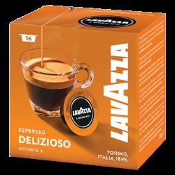 Lavazza A Modo Mio Espresso Delizioso kaffekapslar 16st