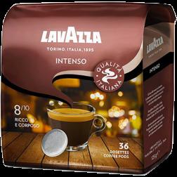 Lavazza Intenso kaffepads 36st