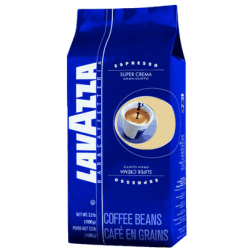 Lavazza Super Crema kaffebönor 1000g