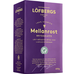 Löfbergs Lila Mellanrost malet kaffe 450g