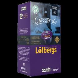 Löfbergs Lila Crescendo brygg Caffitaly kaffekapslar 16st