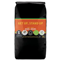 Marley Coffee Get Up, Stand Up kaffebönor 500g