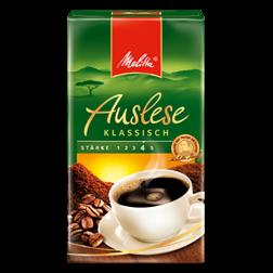 Melitta Auslese malet kaffe 500g utgånget datum