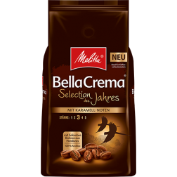 Melitta BellaCrema Selection of the year kaffebönor 1000g