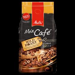 Melitta Mein Café Mild kaffebönor 1000g utgånget datum