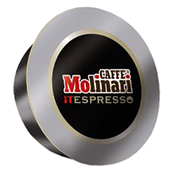 Molinari Blue 100% arabica kaffekapslar 100st