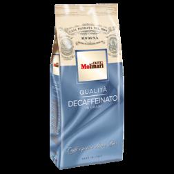 Molinari Linea Bar Qualità Decaffeinato kaffebönor 500g