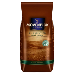 Mövenpick El Autentico kaffebönor 1000g