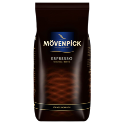 Mövenpick Espresso kaffebönor 1000g