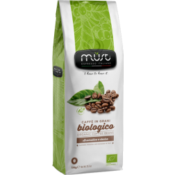 Must Biologico kaffebönor 1000g