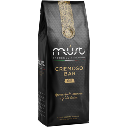 Must Cremoso Bar Gold kaffebönor 1000g