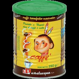 Passalacqua Mekico 100% Arabica plåtburk malet kaffe 250g