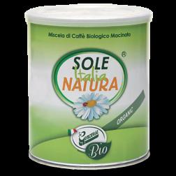 Sole Italia Natura ekologiskt malet kaffe 250g
