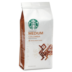 Starbucks Coffee Colombia kaffebönor 250g