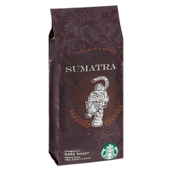 Starbucks Coffee Sumatra kaffebönor 250g