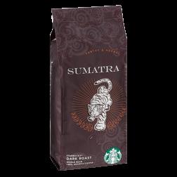 Starbucks Coffee Sumatra kaffebönor 250g utgånget datum