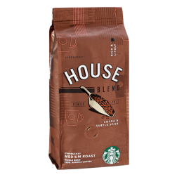 Starbucks Coffee House Blend kaffebönor 250g