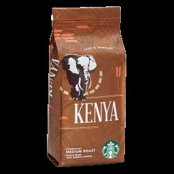 Starbucks Coffee Kenya kaffebönor 250g utgånget datum