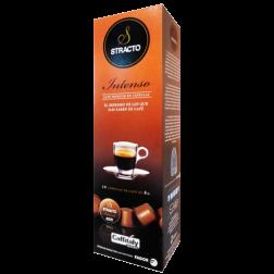 Stracto Intenso Caffitaly kaffekapslar 10st utgånget datum