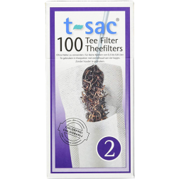 t-sac tefilter nr:2 100st