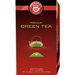 Teekanne Premium Grönt te tepåsar 20st