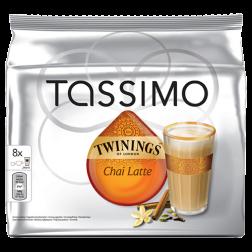 Twinings Chai Latte Tassimo tekapslar 8st