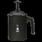 Bialetti Tuttocrema Mjölkskummare svart 6 koppar