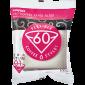 Hario V60 Kaffefilter i vitt papper storlek 01 100st