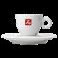 illy espressokoppar (med fat) 6cl 12st