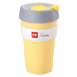 illy live happilly KeepCup kaffekopp gul 454ml