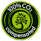 100% CO2 Compensated
